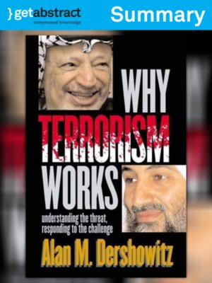 cover image of Why Terrorism Works (Summary)