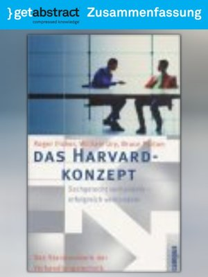 Harvard Konzept Ebook