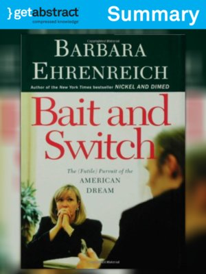cover image of Bait and Switch (Summary)