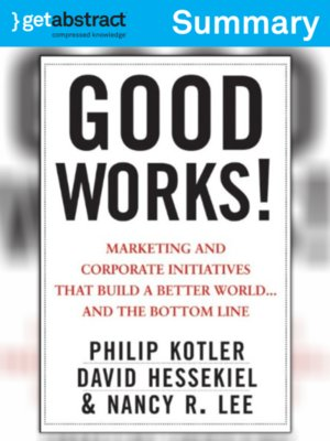 cover image of Good Works! (Summary)
