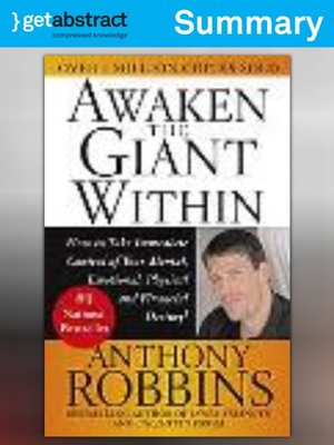 cover image of Awaken the Giant Within (Summary)