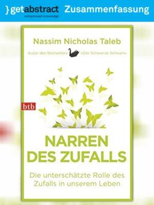 cover image of Narren des Zufalls (Zusammenfassung)