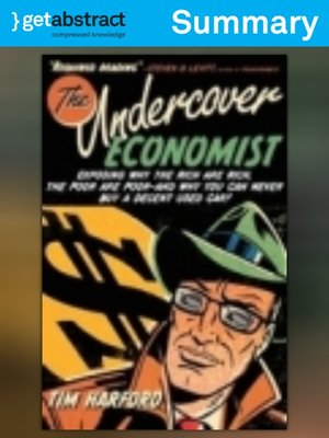 cover image of The Undercover Economist (Summary)