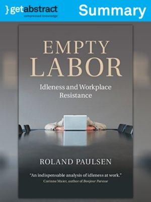cover image of Empty Labor (Summary)