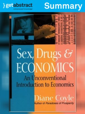 cover image of Sex, Drugs & Economics (Summary)