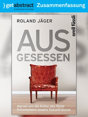 cover image of Ausgesessen (Zusammenfassung)