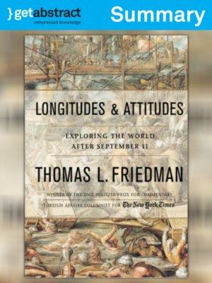 cover image of Longitudes and Attitudes (Summary)