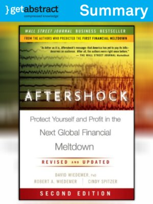 cover image of Aftershock (Summary)