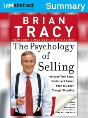 cover image of The Psychology of Selling (Summary)