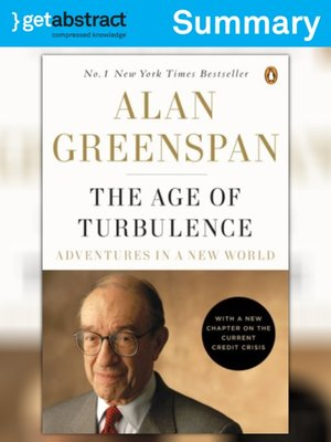 cover image of The Age of Turbulence (Summary)