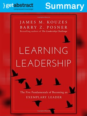 cover image of Learning Leadership (Summary)