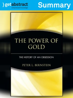 cover image of The Power of Gold (Summary)