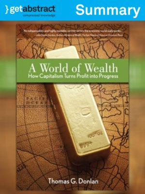 cover image of A World of Wealth (Summary)