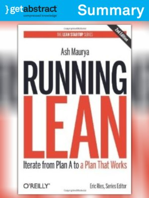 cover image of Running Lean (Summary)