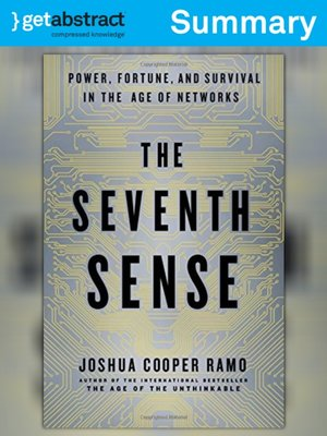 cover image of The Seventh Sense (Summary)