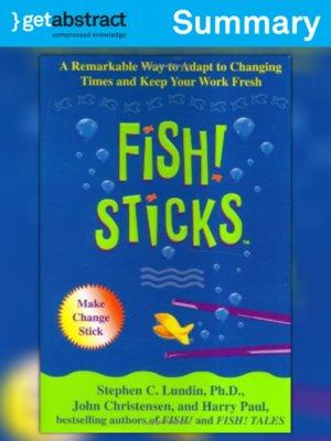 Fish Stephen C Lundin Pdf