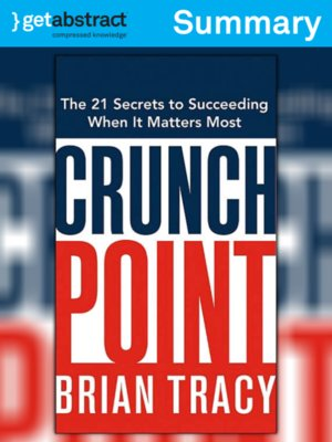 cover image of Crunch Point (Summary)