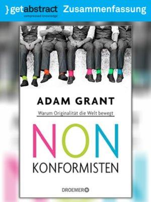 cover image of Nonkonformisten (Zusammenfassung)