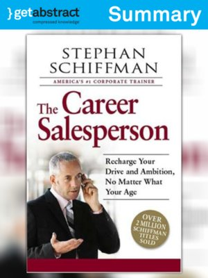 cover image of The Career Salesperson (Summary)