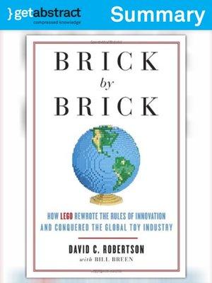 cover image of Brick by Brick (Summary)