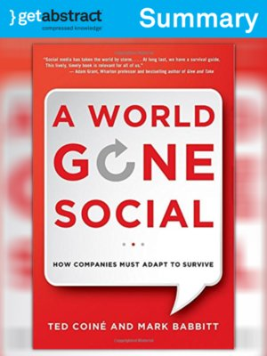 cover image of A World Gone Social (Summary)