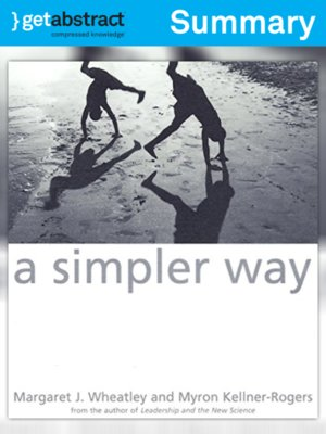 cover image of A Simpler Way (Summary)