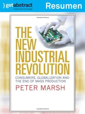 cover image of La nueva revolución industrial (resumen)