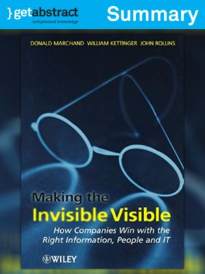 cover image of Making the Invisible Visible (Summary)