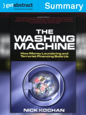 cover image of The Washing Machine (Summary)