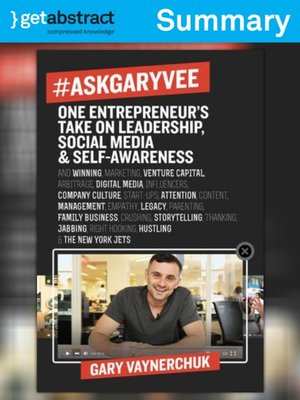 cover image of #AskGaryVee (Summary)