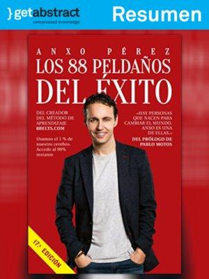 cover image of Los 88 peldaños del éxito (resumen)