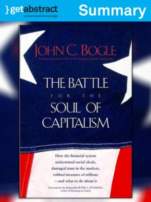 cover image of The Battle for the Soul of Capitalism (Summary)