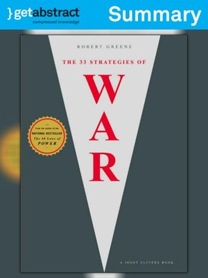 cover image of The 33 Strategies of War (Summary)