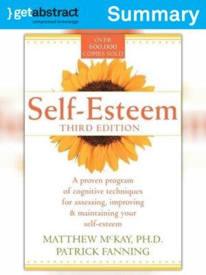 cover image of Self-Esteem (Summary)