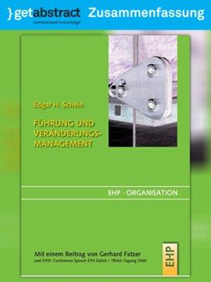 cover image of Führung und Veränderungsmanagement (Zusammenfassung)