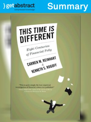 cover image of This Time Is Different (Summary)