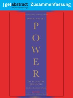 cover image of Power (Zusammenfassung)
