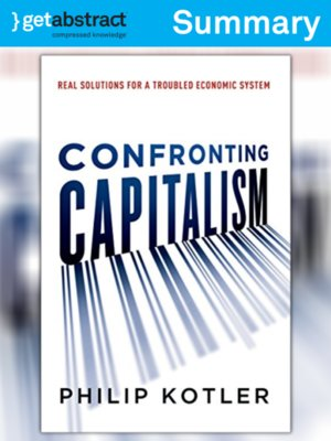 cover image of Confronting Capitalism (Summary)