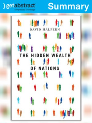cover image of The Hidden Wealth of Nations (Summary)