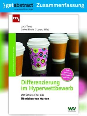 cover image of Differenzierung im Hyperwettbewerb (Zusammenfassung)