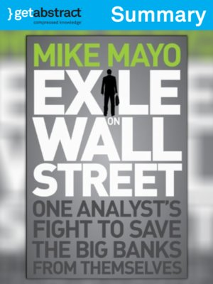 cover image of Exile on Wall Street (Summary)