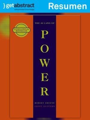 cover image of Las 48 leyes del poder (resumen)