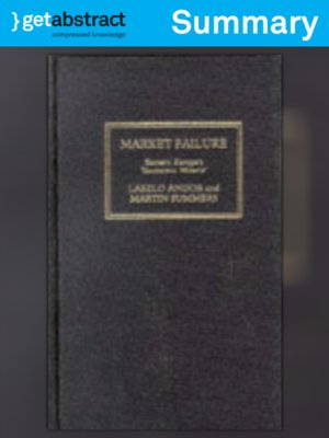 cover image of Market Failure (Summary)
