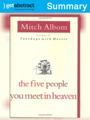 cover image of The Five People You Meet in Heaven (Summary)