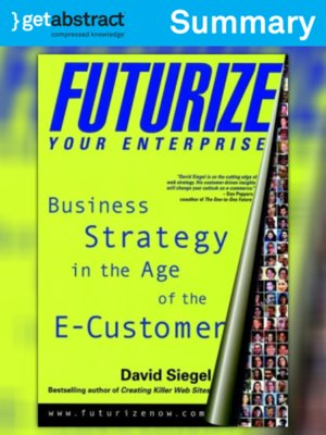 cover image of Futurize Your Enterprise (Summary)