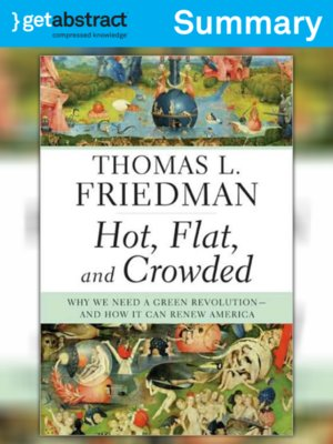 cover image of Hot, Flat, and Crowded (Summary)