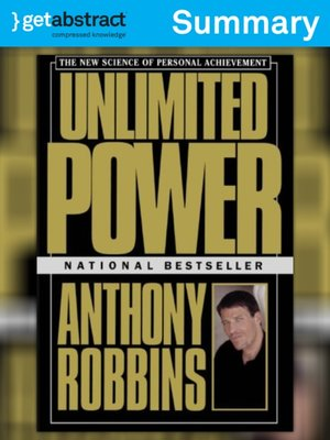 cover image of Unlimited Power (Summary)