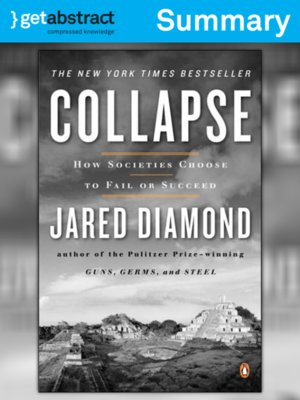 cover image of Collapse (Summary)