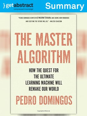 cover image of The Master Algorithm (Summary)