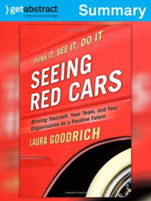 cover image of Seeing Red Cars (Summary)